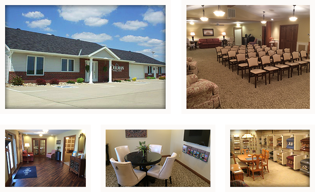 Oolman Funeral Homes O Orange City Hull Hospers Iowa